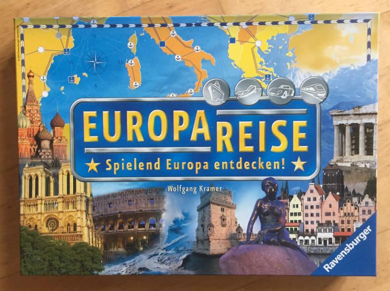 5467 Europareise