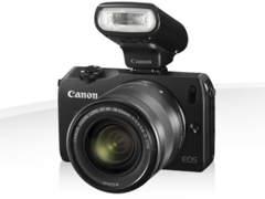 9189 Canon EOS M - kompakte Systemkamera