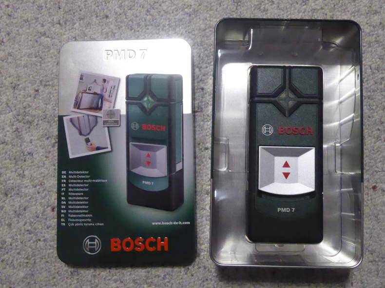 9214 Leitungsortungsgerät Bosch PMD 7