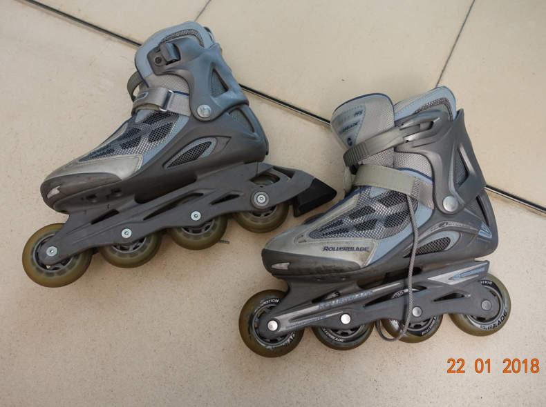 9237 Inline Skates Rollerblade Grösse 39