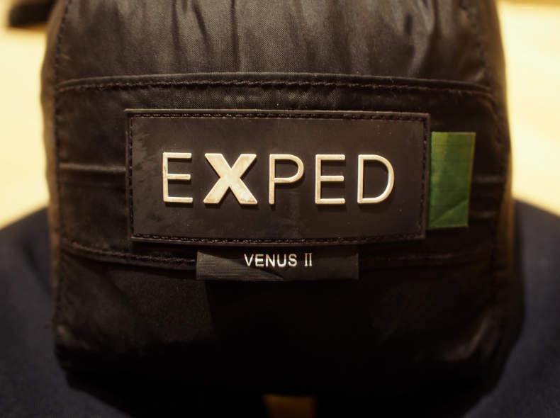 9344 Exped Venus II Zelt mit Footprint