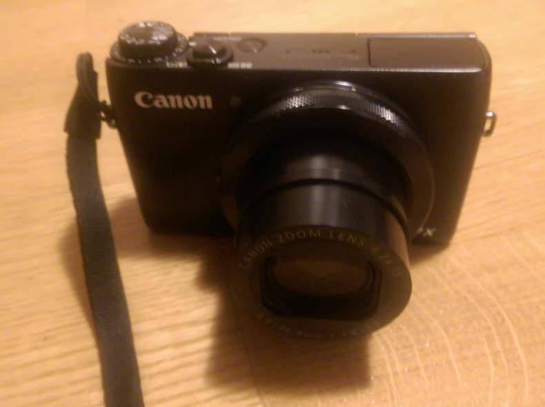 9365 CANON Digitalkamera