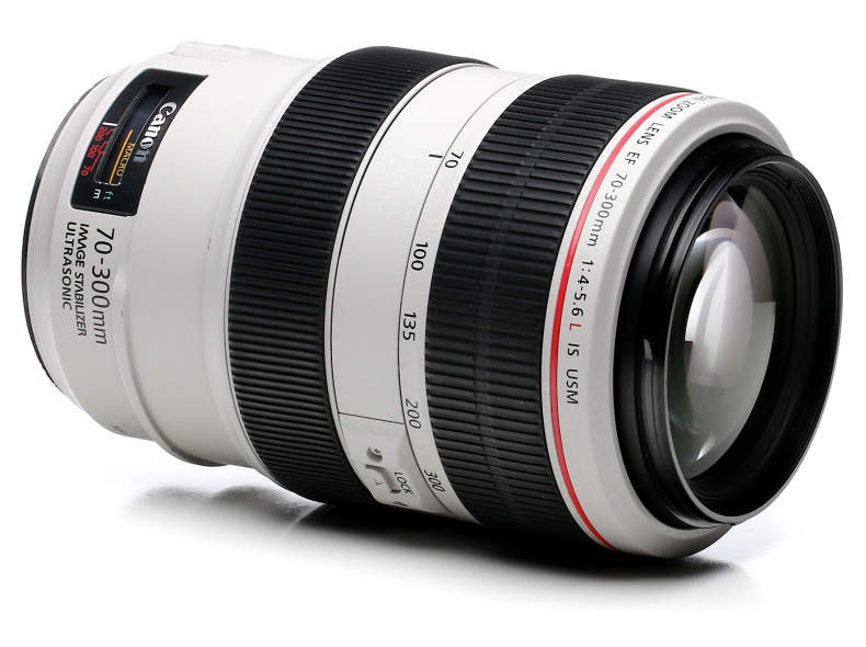 9379 CANON EF 70-300mm f4.0-5.6L IS USM