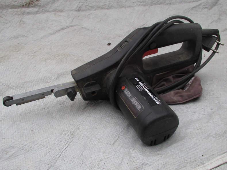9446 Bandschleifmaschine Powerfeile
