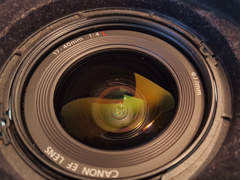 9554 Canon EF 17-40mm F4.0 L USM