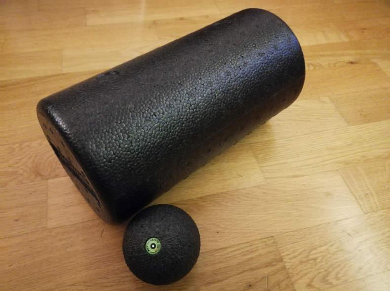 9569 Blackroll Fitness-Rolle & Ball