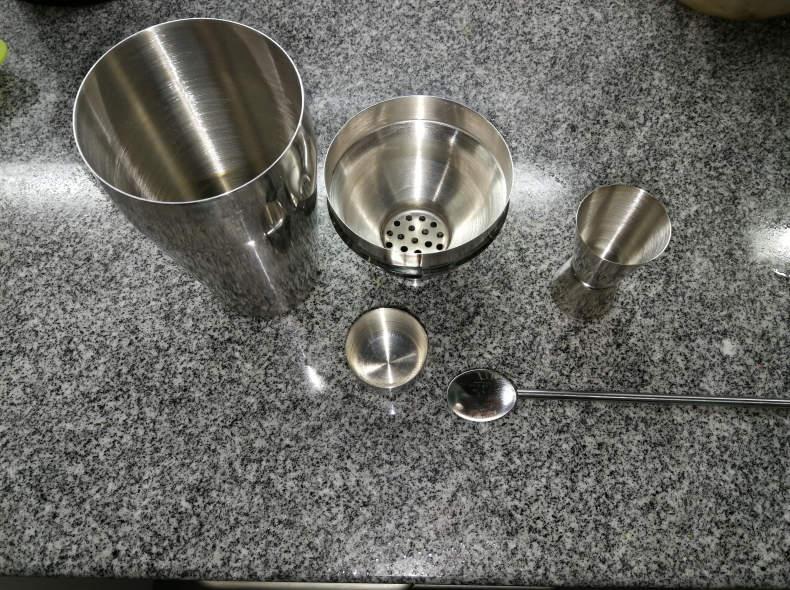 9584 Cocktail - Mixer Set