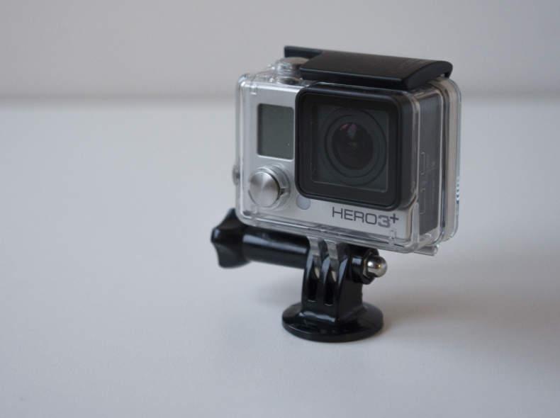 9622 GoPro Hero 3+ Silver und Zubehör