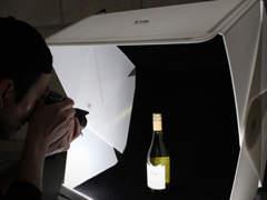 9659 Lichtbox für Produktefotografie