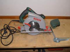 9692 Bosch Kreissäge PKS 55 A