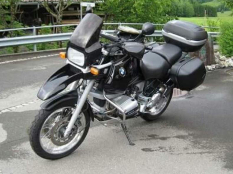 9727 Motorrad Gs 1100