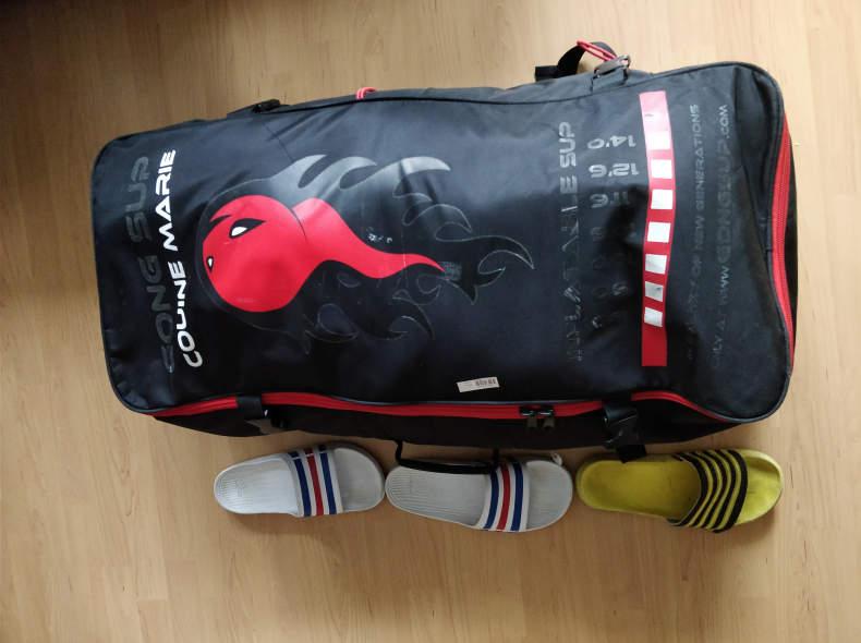 9732 Kitesurfing  gear