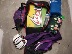 9733 Kite boarding gear, ladies xs