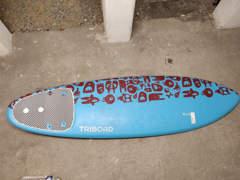 9737 TriBoard Foamy surfboard