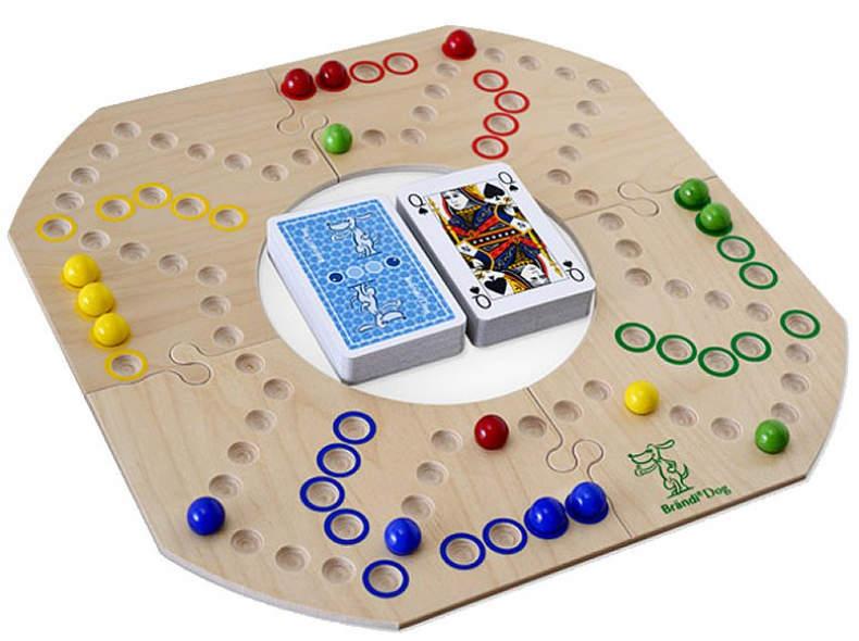 9855 Brändi Dog für 4 Spieler