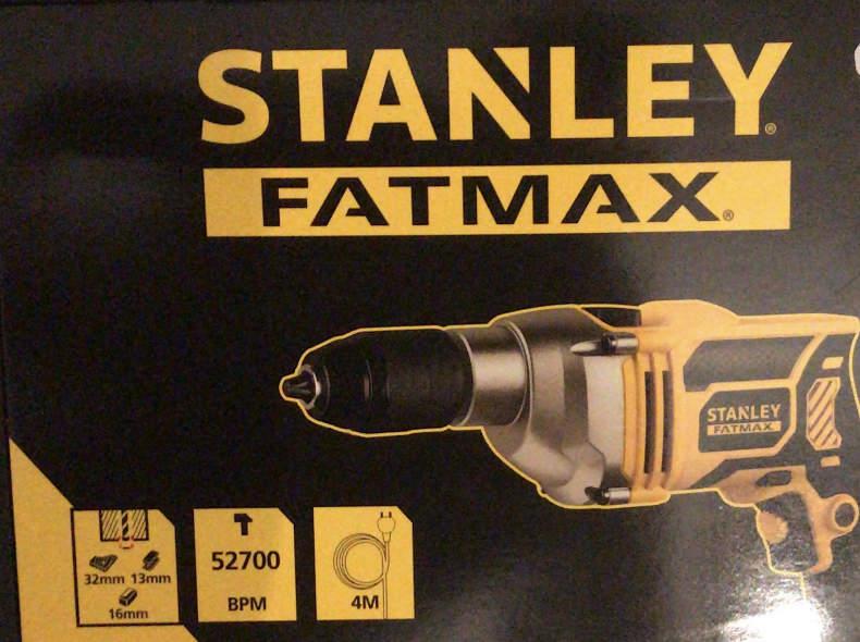 9861 Bohrmaschine Stanley