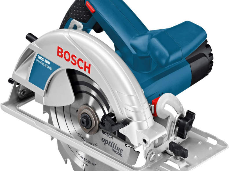 9867 Bosch Professional GKS 190