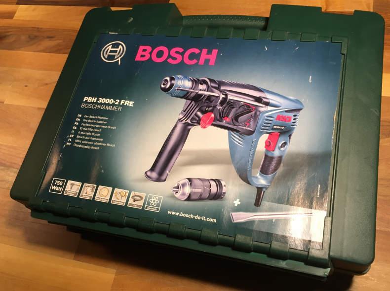 9887 Bosch Bohrhammer