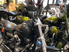 9960 Harley Davidson09 Streetbob Chopper