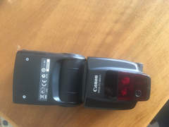 9992 Canon Speedlite 580EX II Blitz