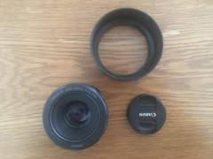 9996 Canon Objektiv EF 50mm f/1.8 STM