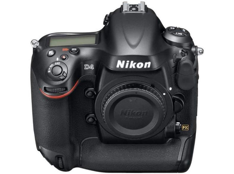 10001 Nikon D4 , Body