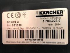 10023 Kärcher Scheuersaugmaschine BR 30/4