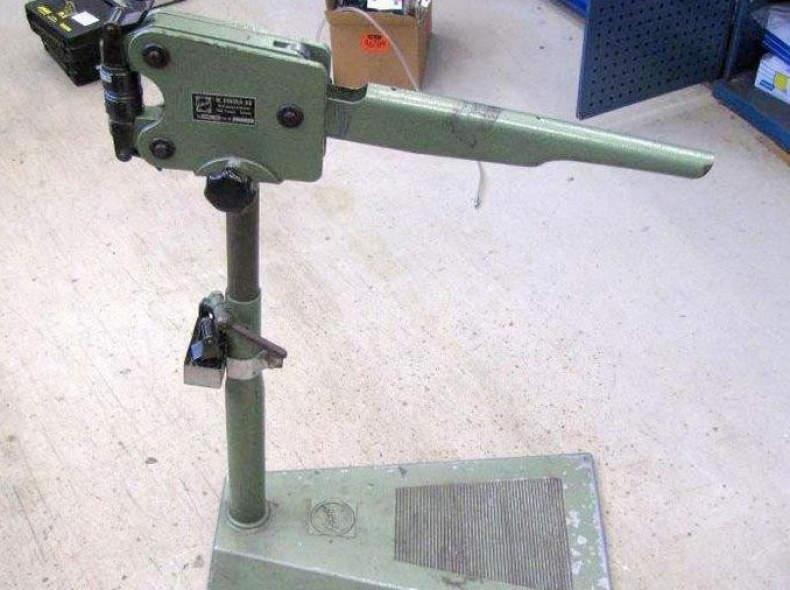 10071 Eckold Blechbearbeitung Handformer