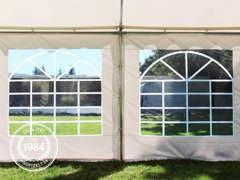 10085 5 x 5 m Partyzelt mit Seitenwänden