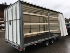 10138 Auto- und Warentransport Anhänger