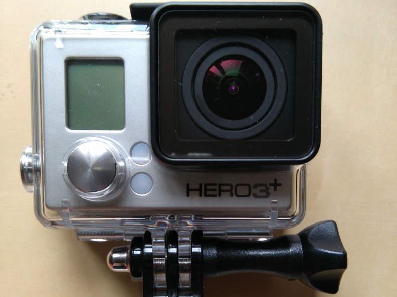 10164 GoPro Hero3+ mit Zubehör