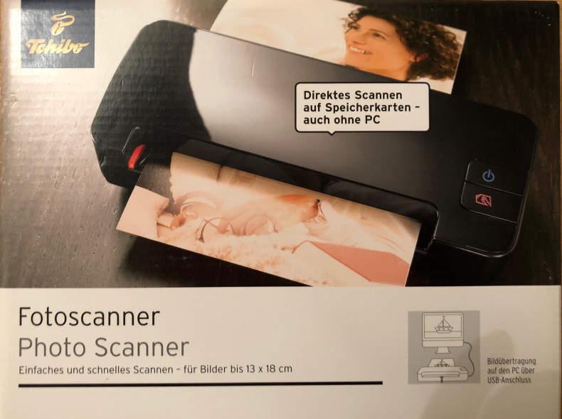 10191 Fotoscanner