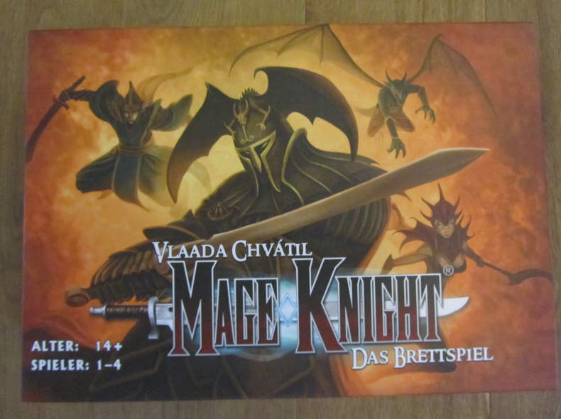 10278 Mage Knight Brettspiel