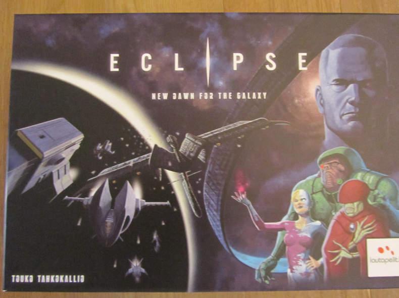 10281 Eclipse Brettspiel