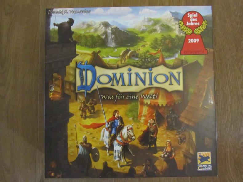 10282 Dominion Kartenspiel