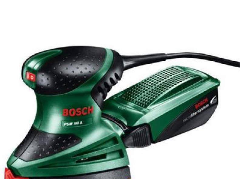 10369 Multischleifer Bosch PSM 160 A