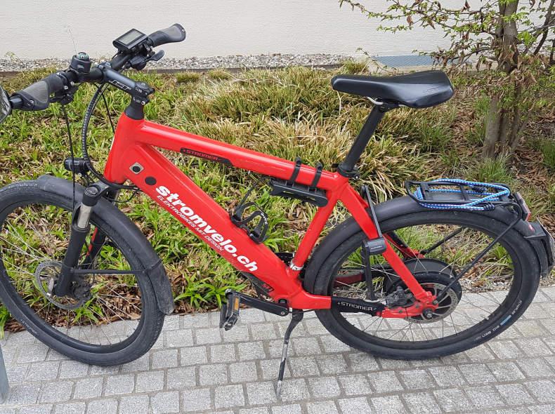 10376 E-Bike Stromer ST1 Pedelec