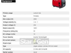 10403 Stromgenerator Honda EU 20 i 2000W