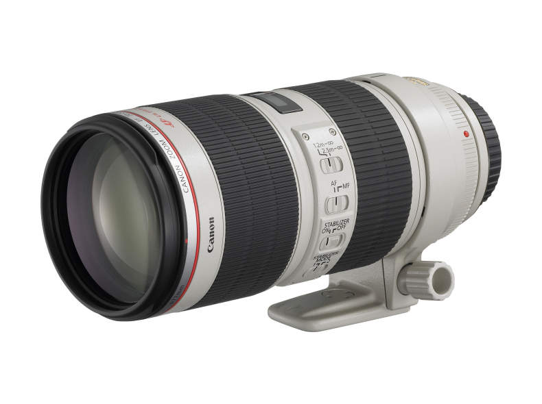 10483 Canon EF 70-200mm f/2.8L IS II USM