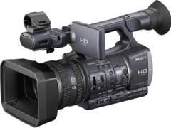 10503 SONY Handycam HDR-AX2000E
