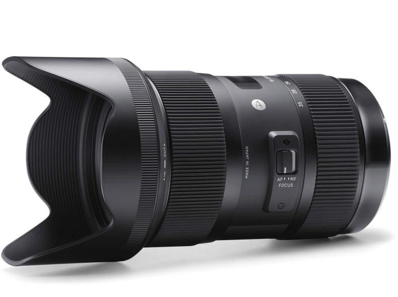 10532 Sigma 18-35mm, f/1.8  ART, Canon