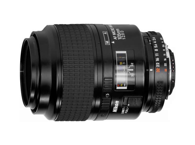 10599 Nikon 105mm f/2.8 AF Micro