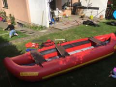 10609 Schlauchboot für 3-4Personen
