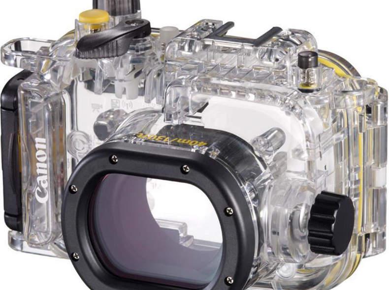 10662 Unterwassergehäuse Powershot S120