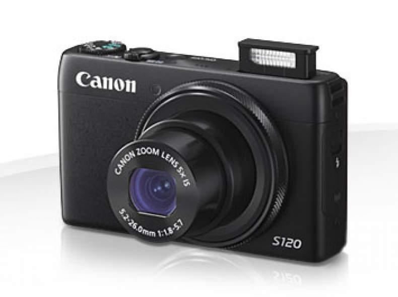 10663 Canon PowerShot S120