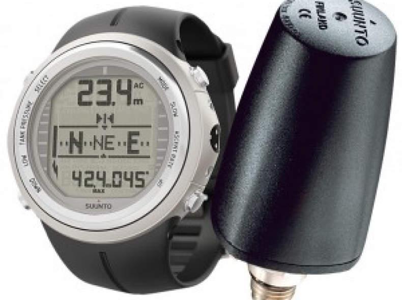 10665 Suunto D9tx mit Sender/Transmitter