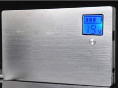 10669 external battery pack, USB, 9 - 19V