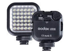 10694 Godox LED36 5500-6500K Video Light