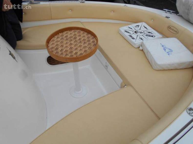 10705 Motorboot - Mieten - 8 PS