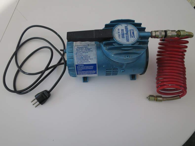 10761 Revell Kompressor Nr. 39671